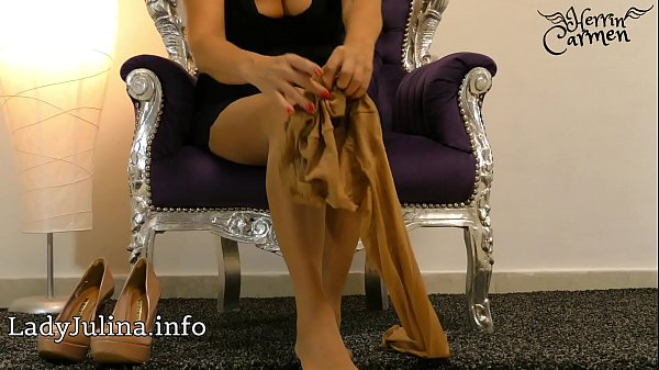 Pantyhose, High heels, Nylon feet, Nylons, German mature, Mature feet