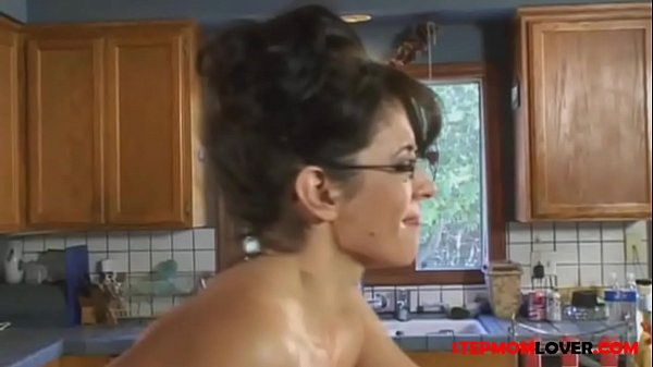 Stepson, Stepmom seduce