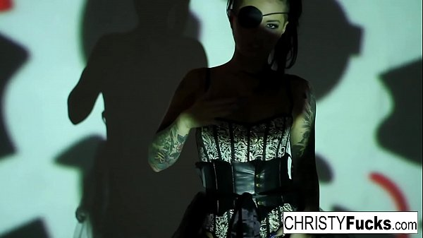Wet pussy, Christy mack, Christy, Pirates, Ass play, Pirate