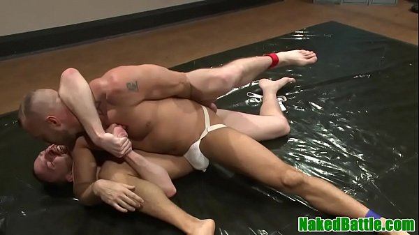 Bj, Wrestling, Restrained