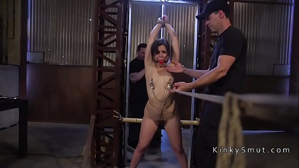Slave, Slave training, In train, On train, Tie up