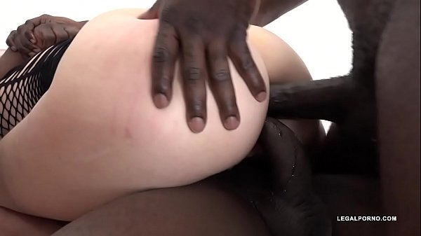Interracial, Double anal, Fight, Molly, Interracial anal, Fighting