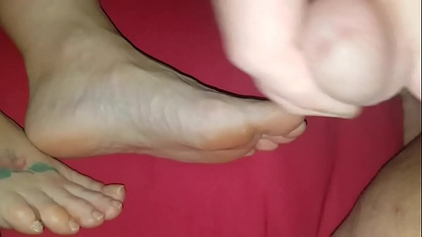Feet, Cum on feet, Feet cum, Cum feet, Wife cum, Cum on wife