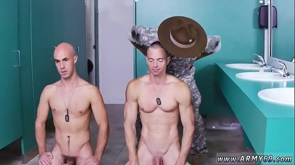 Train, Gay anal, First blowjob, Army gay, Anal training, First time blowjob
