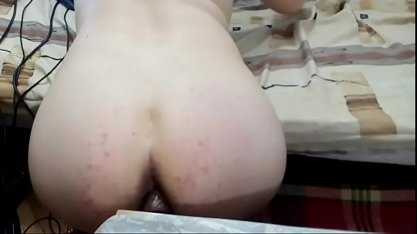 Dildo ass, Deep dildo, My ass