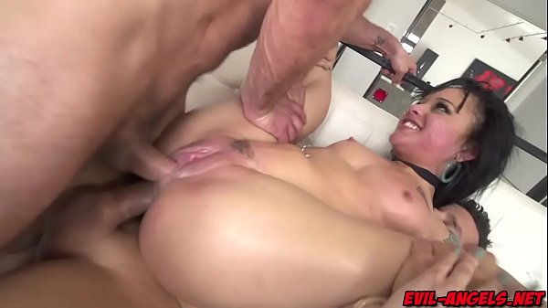 Double, Double anal, News, Shock, Shocking, Anal double