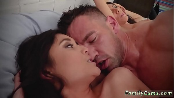 Shared bed, Anal creampie