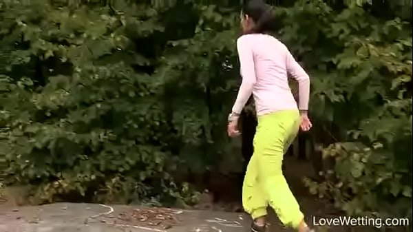 Park, Embarrassed, Young young, Pee public, Girl pee, Pee girls