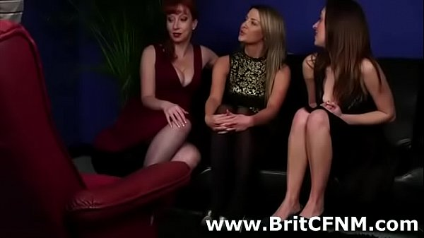 Cfnm, British, British milf, Young milf, Milf and young, Young babe