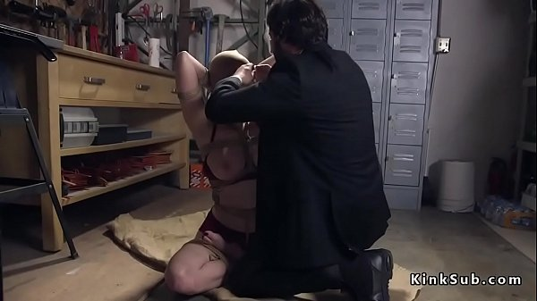 Redhead, Huge toy, Redhead anal, Tied anal, Anal toying, Tied tits