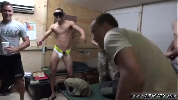 Army, Nude, Gay party, Army gay