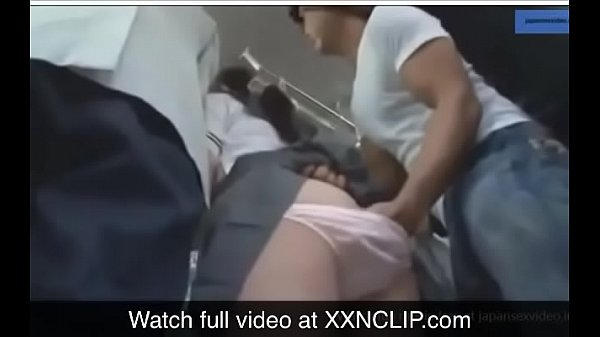 Japanese bus, Groping, Groped, Grope, Japanese schoolgirl, In bus