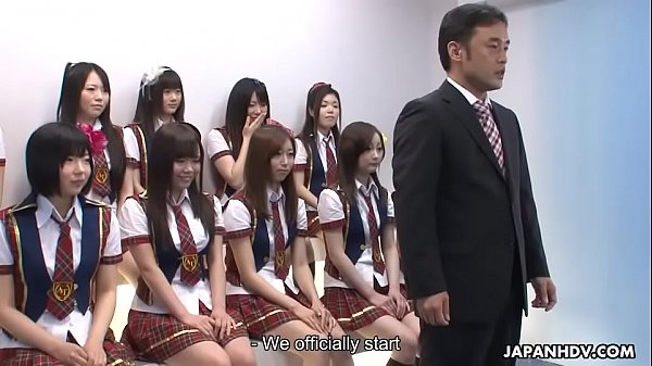 Japanese schoolgirl, Schoolgirls, Japanese idol, Idol, Competition