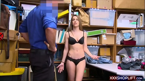 Shoplifting, Cute blonde, Quick fuck, Freedom, Quickly