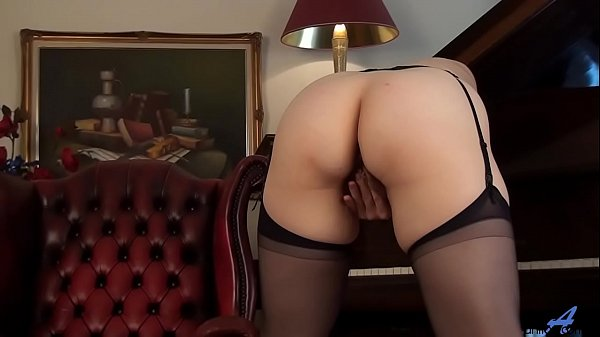 Heels, Brianna, Stockings heels, Stockings and heels