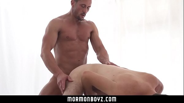 Missionary, Muscle guy, Hairy guy