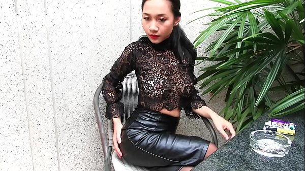Leather, Topless, Skirts, Leather skirt