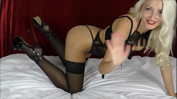 High heels, Tight anal, Anal fingering, Lingerie anal, Anal finger, Tight asshole