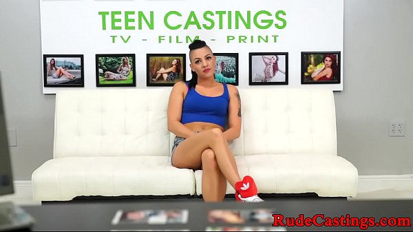 Teen casting, Choking, Choked, Doggystyle teen