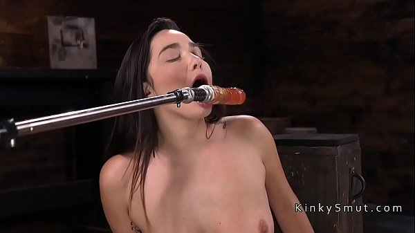 Machine, Busty anal, Anal machine, Machine fuck, Natural anal, Nature anal