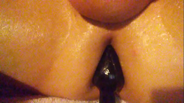 Ass, Oiled, Clean up, Smooth, Oil ass, Ass toy