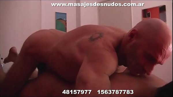 Massage, Nude massage