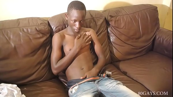 African, Jacking off, Eric