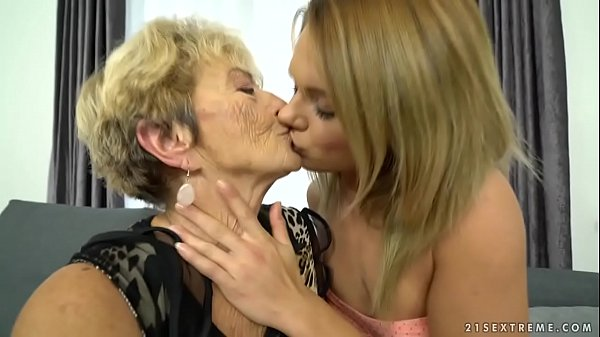 Grannies, Younger, Granny pussy