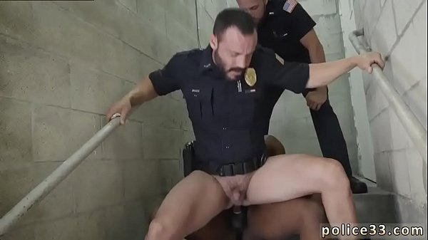 Office, Police, Gay police, Gay office, Police fuck, Police office