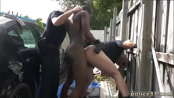 Police, Uncut, Acting, Serial, Caught in the act, Gay caught