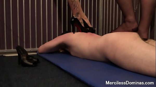 Slave, Body, Trample, Trampling, Sharp