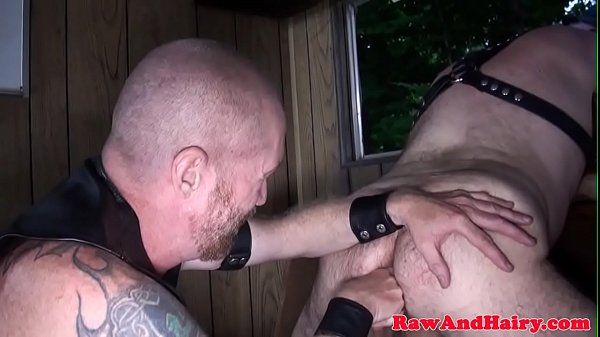 Mature, Daddy, Daddy fuck, Leather fuck, Mature leather