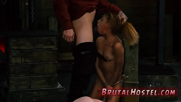 Young girl, Wood, Kendall woods, Kendall, Bondage girl