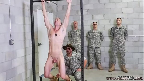 First anal, Train sex, Army sex, Anal training, Good sex, Gay army