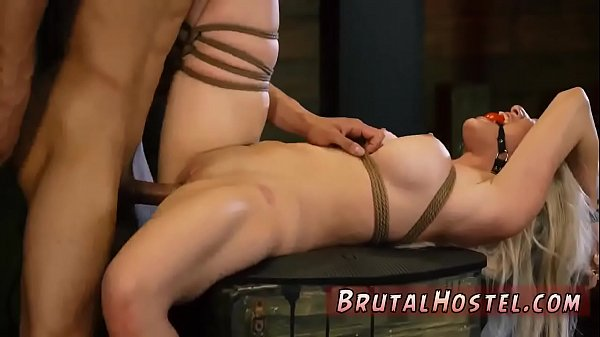Bdsm, First, Big breast, Rope, Knot
