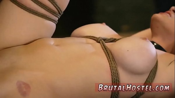 Bdsm, First, Rope, Big breast, Knot