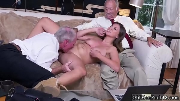 Grandpa, Old and young, Old young, Ivy, Old grandpa, Young creampie