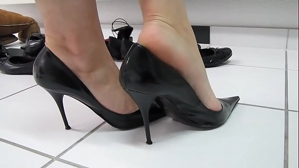 Shoeplay, High-heeled