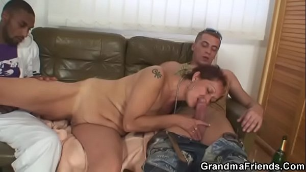 Stranger, Granny threesome, Hot granny, Threesome granny, Granny hot, Two grannies
