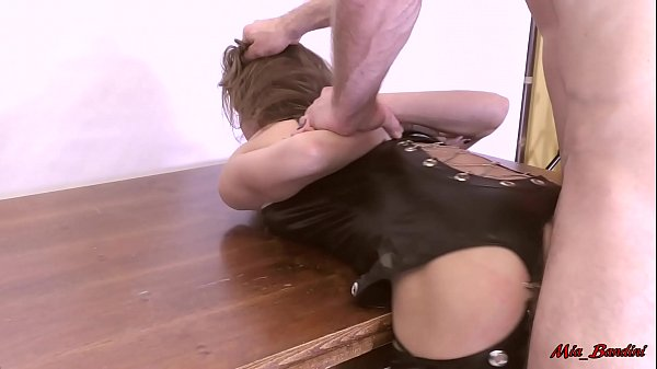 Creampie eating, Anal creampie