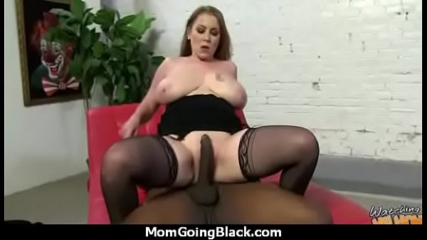 Big tits mom