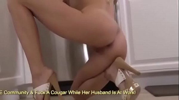 Striptease, In kitchen, Put, Horny housewife