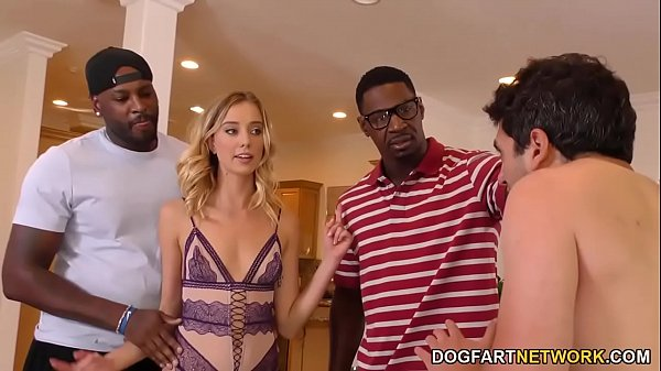 Haley reed, Haley, Cuckold humiliation, Black men, Two black