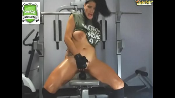Gym, Webcam squirt