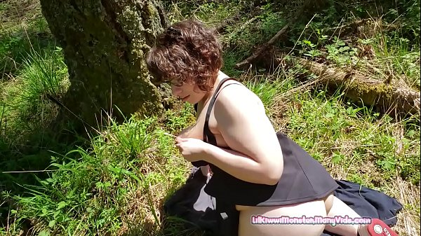 Car, Cum public, Walking, Car fuck, Cum facial, In forest