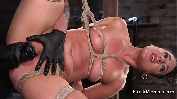 Whipping, Hogtied, Chair, Hogtie